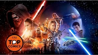 Reseña Star Wars the Force Awakens