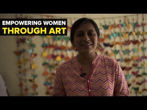 Shalini Datta - Empowering Women Through Art