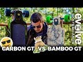 Evolve Skateboards Carbon GT vs Bamboo GT Review