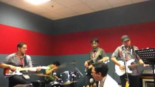 Maroon 5 - Daylight cover @ Bursa Efek Indonesia