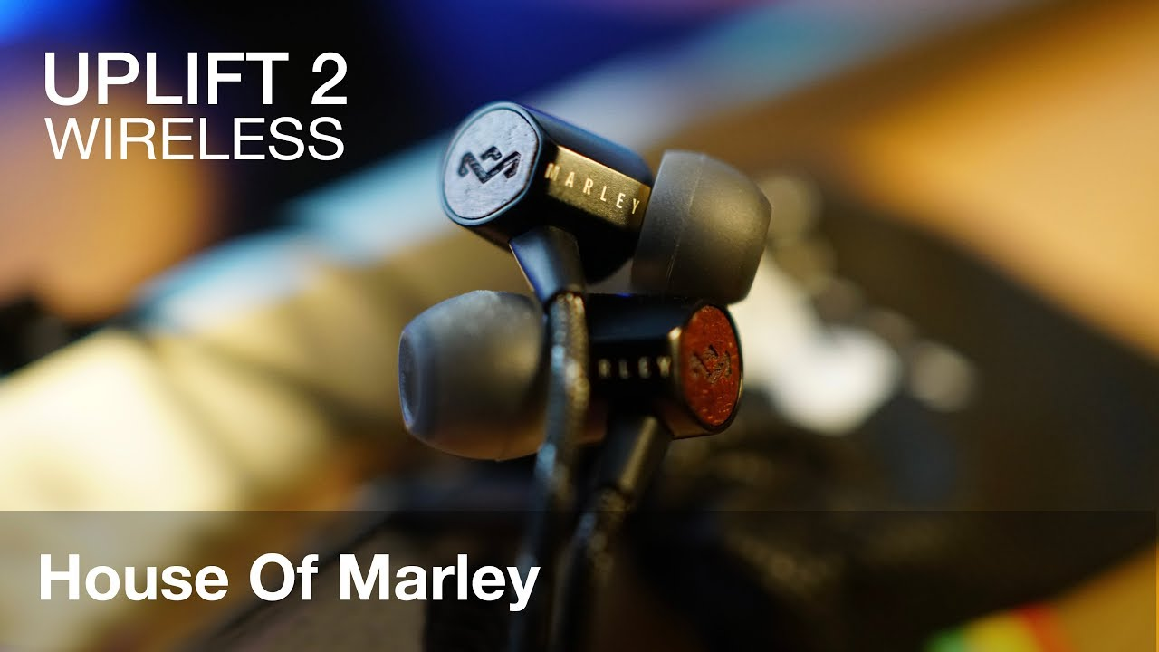 Earbuds house of marley - marley uplift earbuds