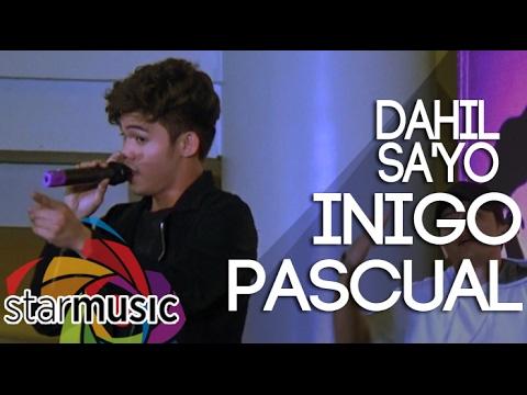 DANIEL PADILLA - Pangako Sa'yo (Official Music Video) | Doovi