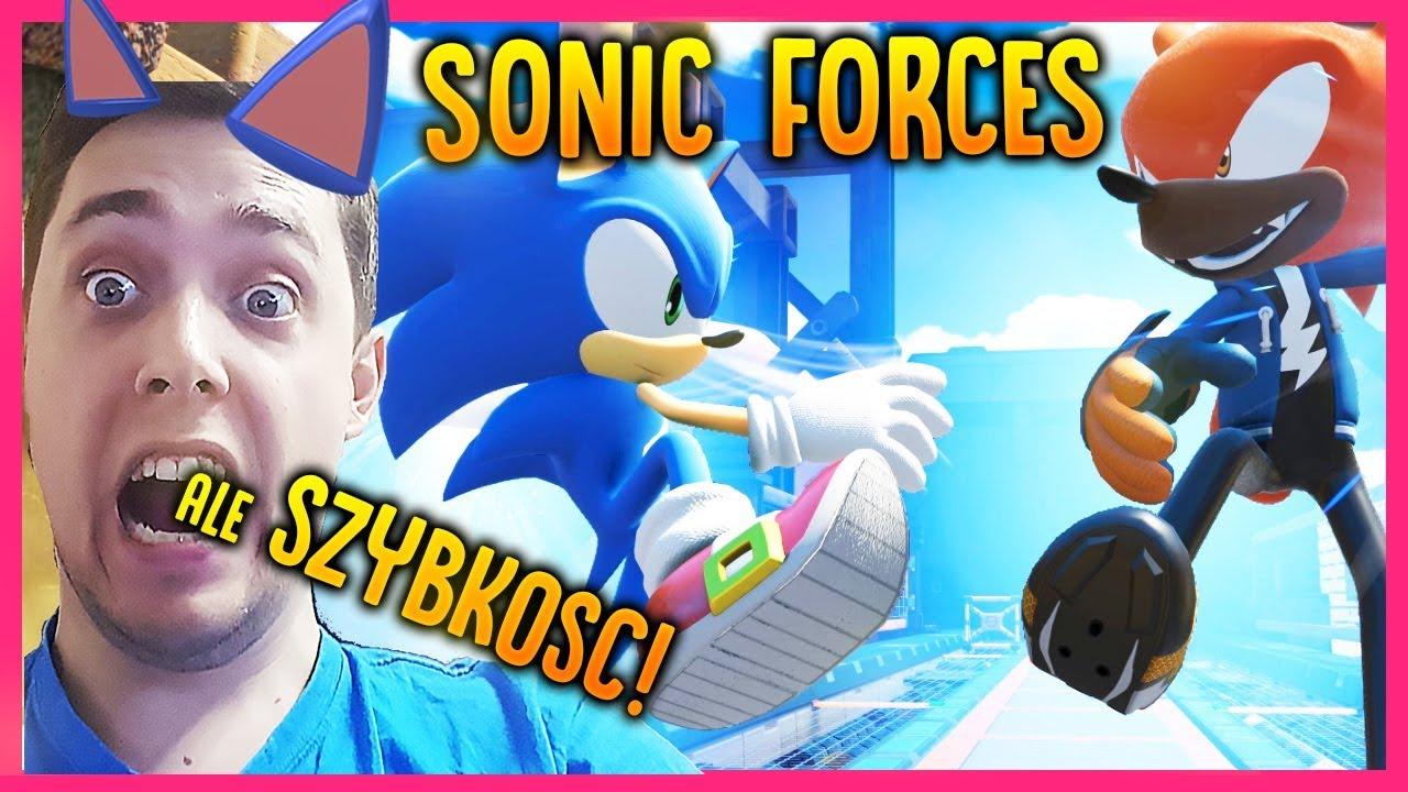INFINITE – Sonic Forces pl Gameplay (Etap 11 12 13 14)