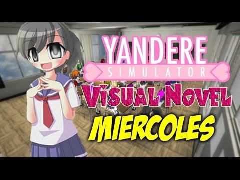 LA HERMANA DE SENPAI!! | YANDERE SIMULATOR (Visual Novel) #3