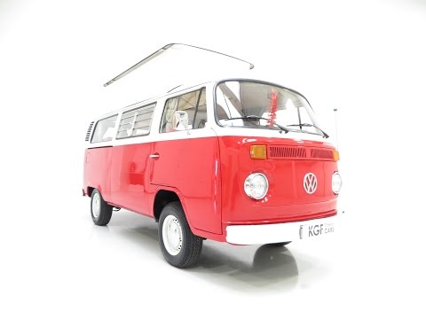 A Fully Restored and Beautifully Finished Volkswagen Type 2 Bay Campervan.  SOLD!
