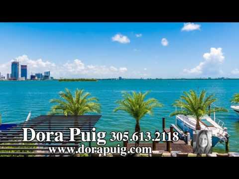 Venetian Islands Waterfront Home - 1021 N Venetian Dr, Miami Beach Luxury Home