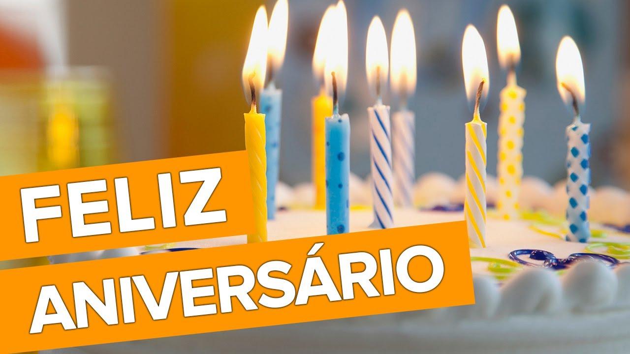 Mensagens De Feliz Aniversario: Feliz Aniversário!