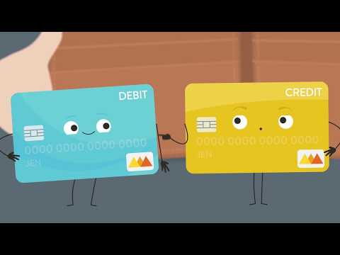 Comparing Debit And Credit Cards - America First Credit Union