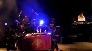 De La Soul FIRST SERVE-Must B The Music-Live at Cork Opera House Oct 2012
