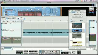 Propellerheads Record Tutorial - Creating Your First Take With Comping Tools