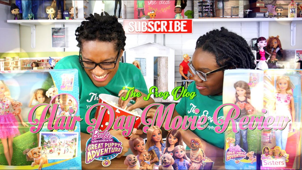Barbie Girl Doll Wallpaper Movie Review Barbie Amp Her Sisters Great Puppy Adventure