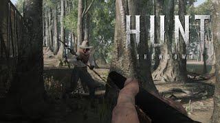 Bayou Bounty Bonanza   Hunt Showdown Gameplay