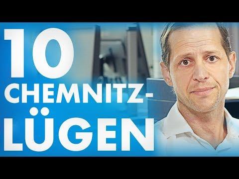 10 Chemnitz-Lügen aus