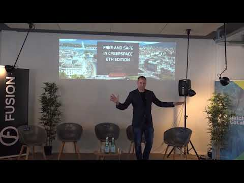 Keynote by Daniel Haudenschild, President of the Crypto Valley Association
