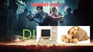 RESIDENT EVIL 2 REMAKE DEMO FULL-- DI PC KENTANG
