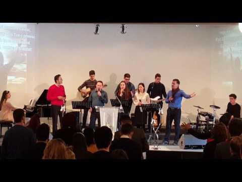 Grupul de Închinare Agape - Mâini către...