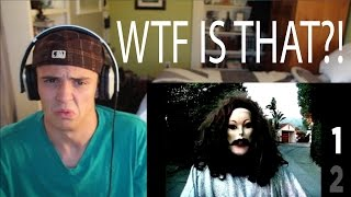 HALLOWEEN SPECIAL: Top 15 Scariest Youtube Videos Pt.3 REACTION