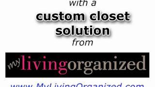 Custom Closet Toronto   (647) 295-9457 Mylivingorganized.com   Closet Christmas Special