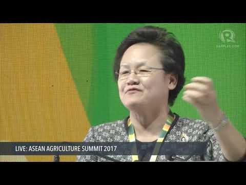ASEAN Agriculture Summit 2017: Kamolrat Intaratat