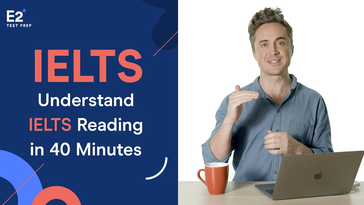 Download Understand IELTS Reading in JUST 40 minutes!
