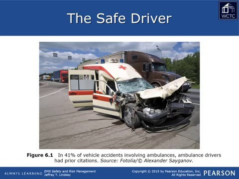 EMS Leadership & Management - Safety & Risk 6: Vehicle Driving and Fleet Maintenance