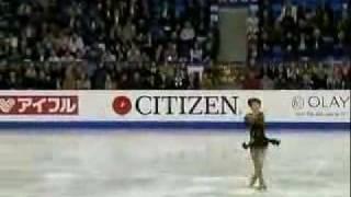 イリーナ・スルツカヤ 2005 世界選手権 FS.flv