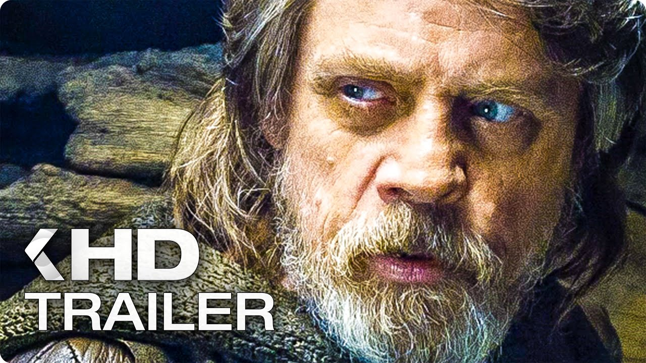 STAR WARS 8: The Last Jedi International Trailer 2 (2017)