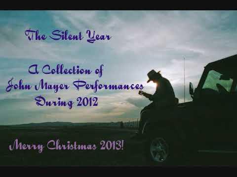 "John Mayer ""The Silent Year"" In Memory of Taylor Hamilton"