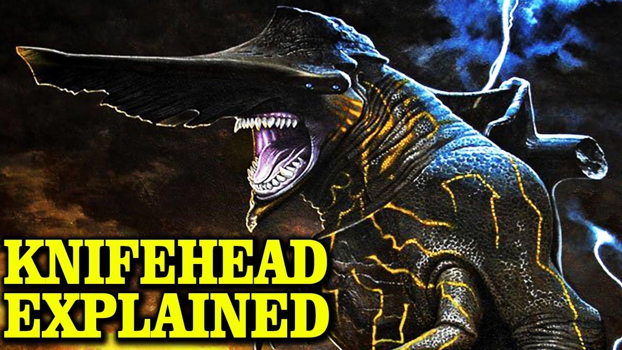 KNIFEHEAD EXPLAINED - CATEGORY 3 KAIJU PACIFIC RIM - YouTube Pacific Rim Kaiju Category 3