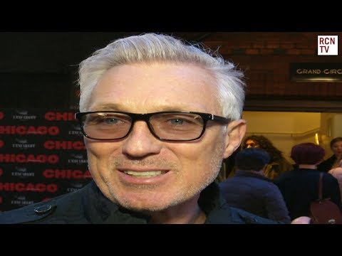 Martin Kemp Interview Chicago & West End Theatre