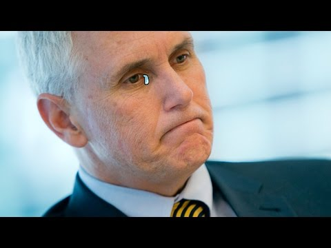 Mike Pence Two-Faced On Anti-Gay Discrimination Law