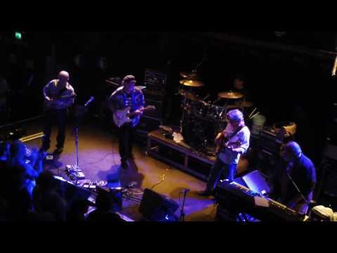 Radiators Great American Music Hall 4/21/2011