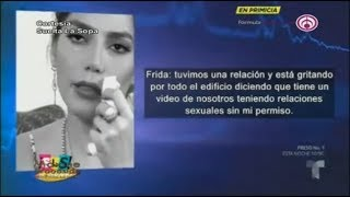 Extorsión por video sexual: Revelan la llamada al 911 que llevó a Frida Sofía a la cárcel