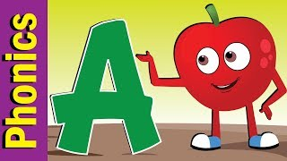 Phonics Song for Kids | Alphabet Phonics | Fun Kids English