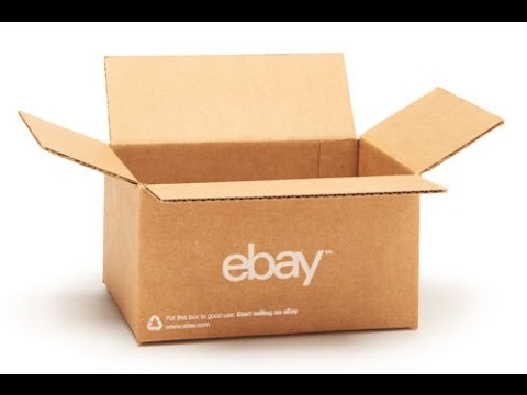 Free Ebay Shipping Supplies Stacking Boxes Youtube