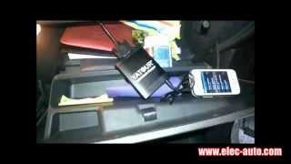 Lire des MP3 sur clé USB ou carte SD avec l