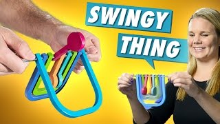 Swingy Thing | Desktop Fidget Toy