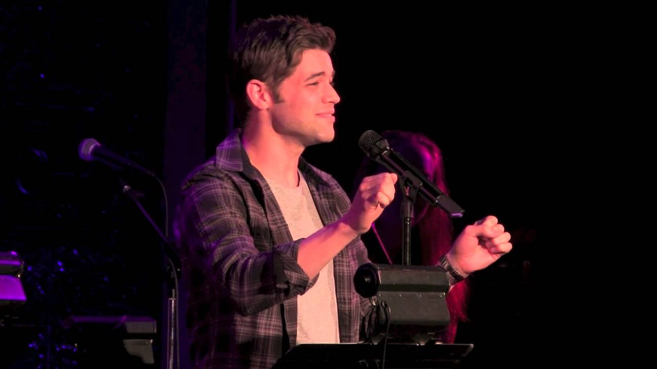 "Jeremy Jordan - ""The Violet Hour"" (by Eric Price & Will Reynolds)"
