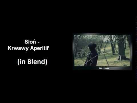 Słoń - Krwawy Aperitif Blend