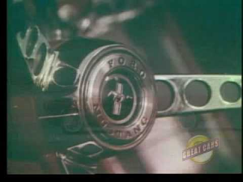 First Mustang Commercial 1964
