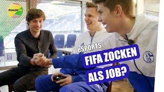 E-Sport Profi auf Schalke - Reyst trifft Tim Latka  | follow me.reports