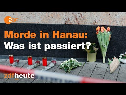 Hanau: Was über den Anschlag bisher bekannt ist