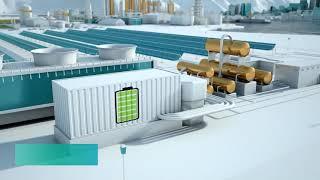 8DJH 36 gas-insulated, medium-voltage switchgear - compact and versatile