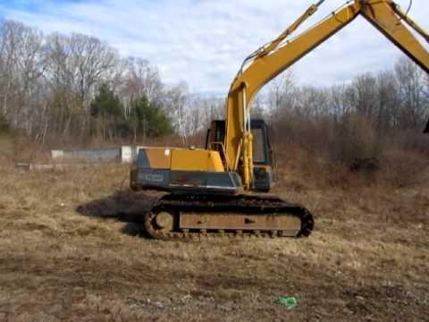 Mideast Equipment Supply Komatsu PC120-3 Excavator