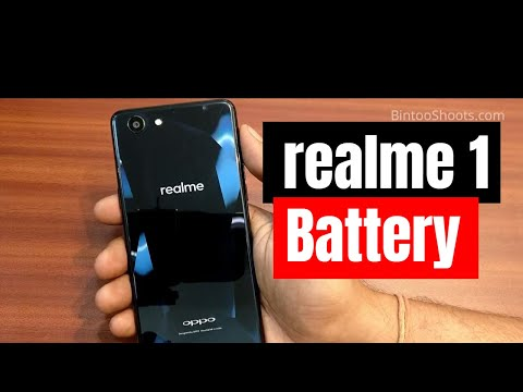Oppo RealMe 1 Battery Review & Heating Test | Hindi | BintooShoots