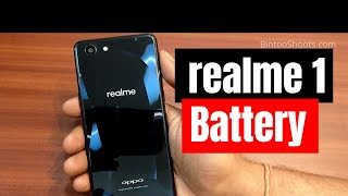 Oppo RealMe 1 Battery Review & Heating Test   Hindi   BintooShoots