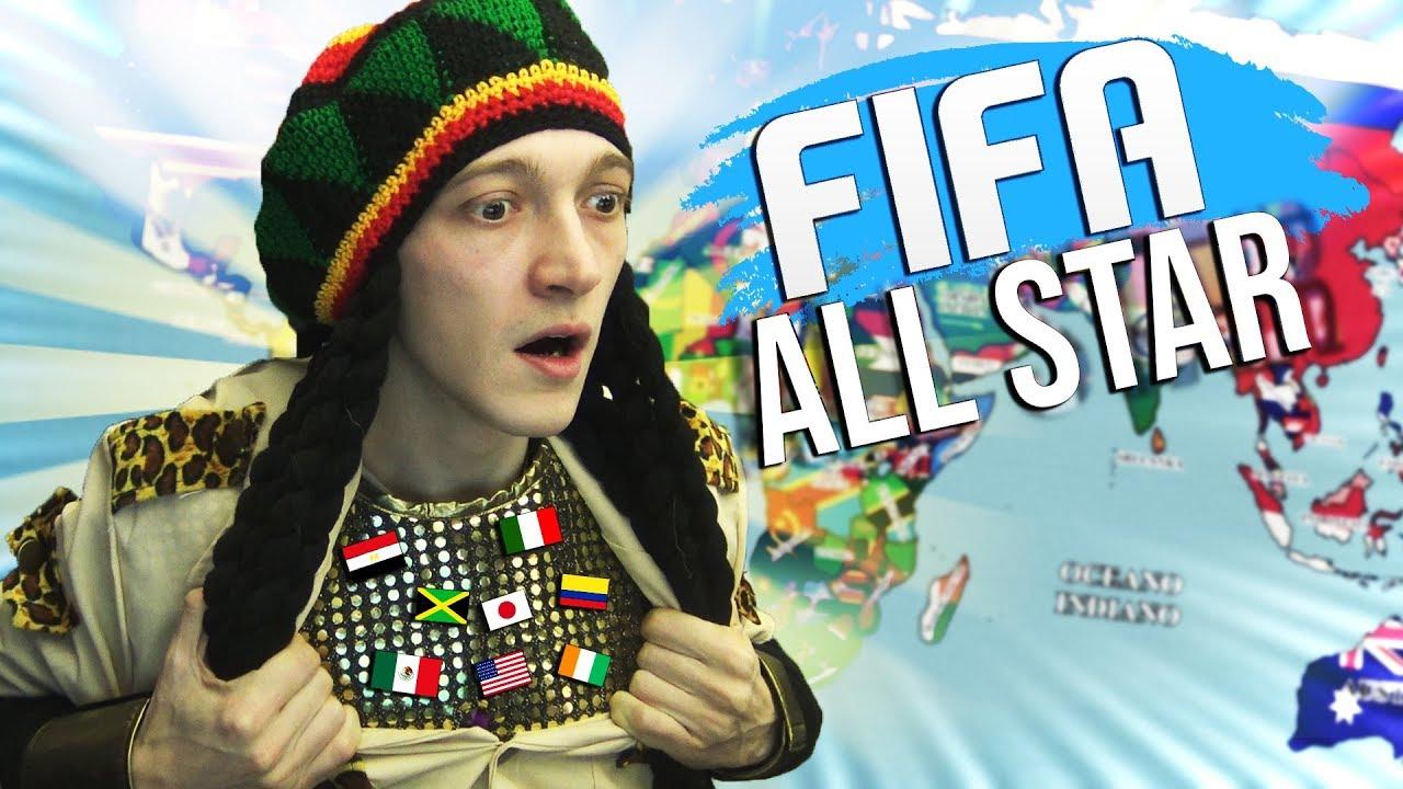 0rgia Tra Nazioni Fifa World Tour 10 Episodio