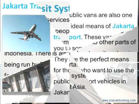 Jakarta Transport | International Airport Transfer Jakarta