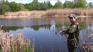 Риболовля на пробку. Секрети рибалки.