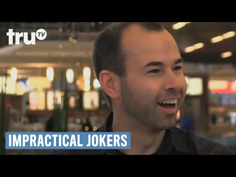 Impractical Jokers - Full Groin-To-Ear Contact